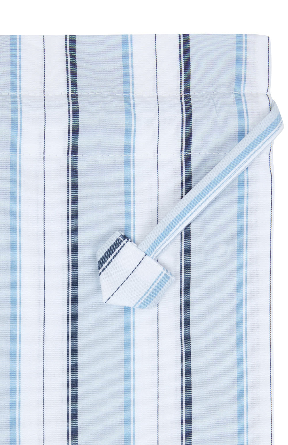 Cotton Laundry Bag (Bagc) - Sky Stripe