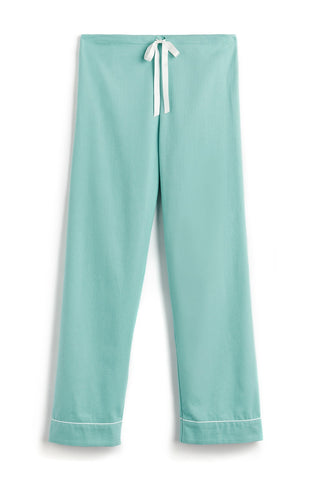 Brushed Pastel Pyjamas (blps) - Aqua