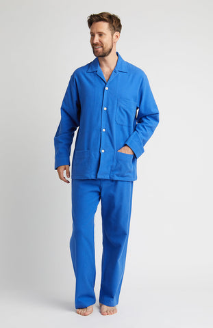 Brushed Cotton Pyjama Trousers (jm54) - Howard