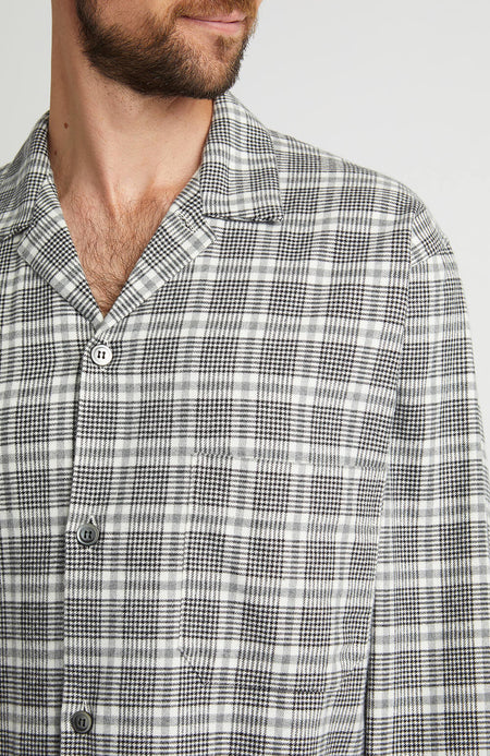 Brushed Cotton Pyjamas (jmpe) - Rathbone | Bonsoir of London