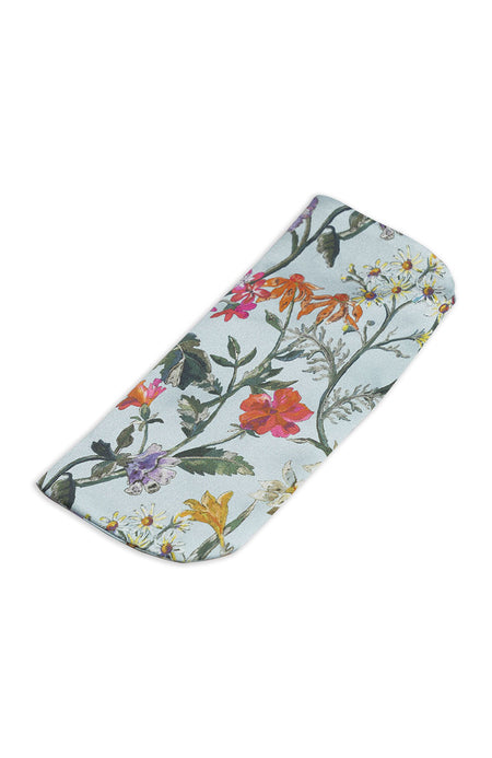 Women's Eden Silk Glasses Case | Bonsoir of London