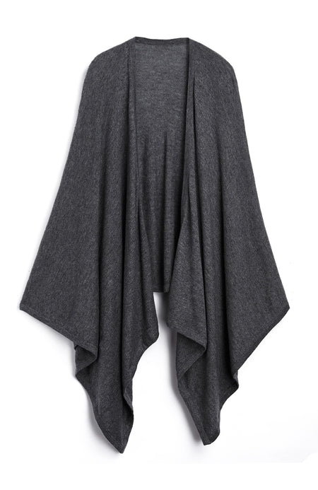 Cape (ccpe) - Charcoal | Bonsoir of London