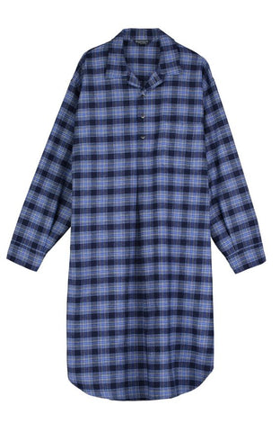 Brushed Cotton Nightshirt (jmnm) - Calder