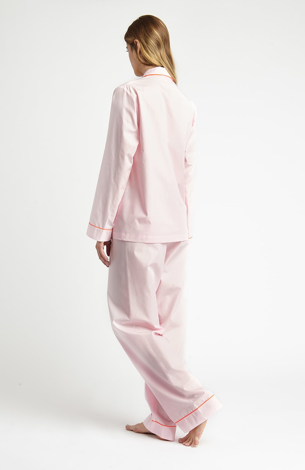 Essential Pyjamas (elfp) - Pink & Neon | Bonsoir of London
