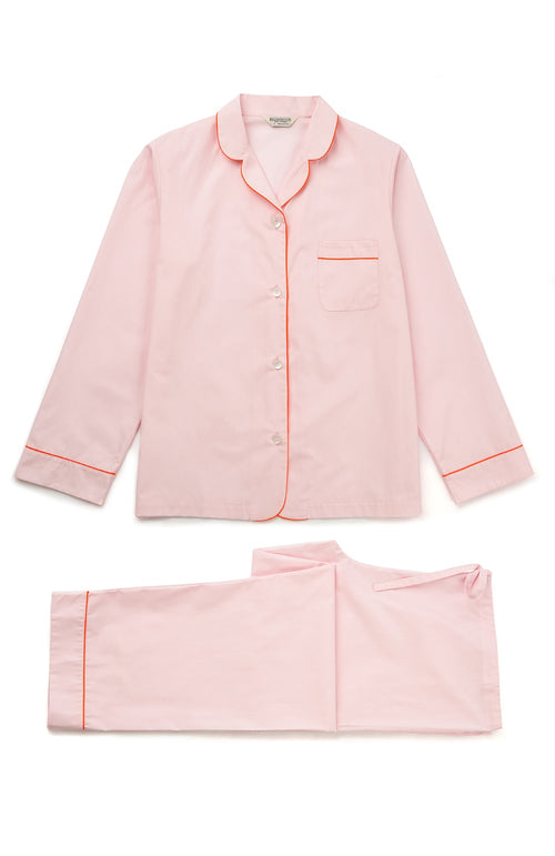 ESSENTIAL PYJAMAS - PINK & NEON | Bonsoir of London