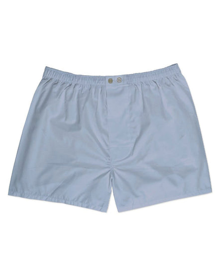 Men's Essential Sky Boxer Shorts | Bonsoir of London
