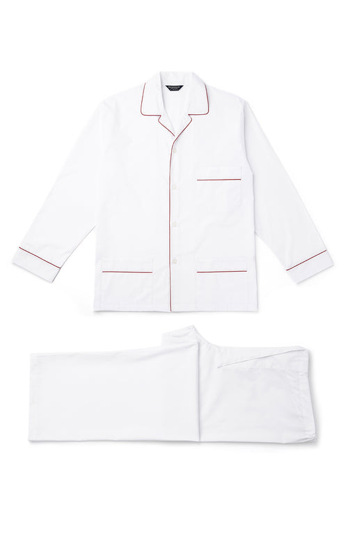 Essential Pyjamas (empe) - White