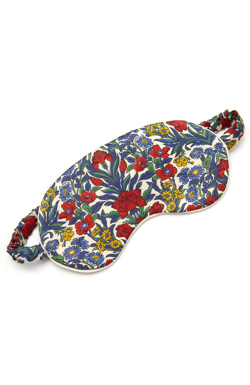 Silk Eye Mask (eyes) - Floral