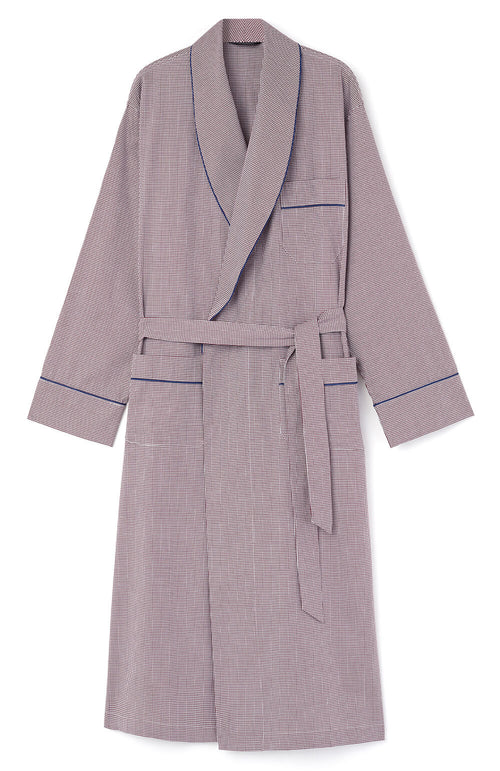 Luxury Mens Dressing Gowns Bonsoir Of London