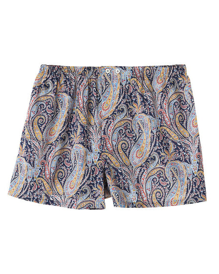 Freddie Boxers made with Liberty Fabric | Bonsoir of London