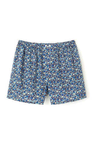 Essential Boxer Shorts (embb) - Blue