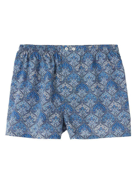 Samuel Boxers made with Liberty Fabric | Bonsoir of London