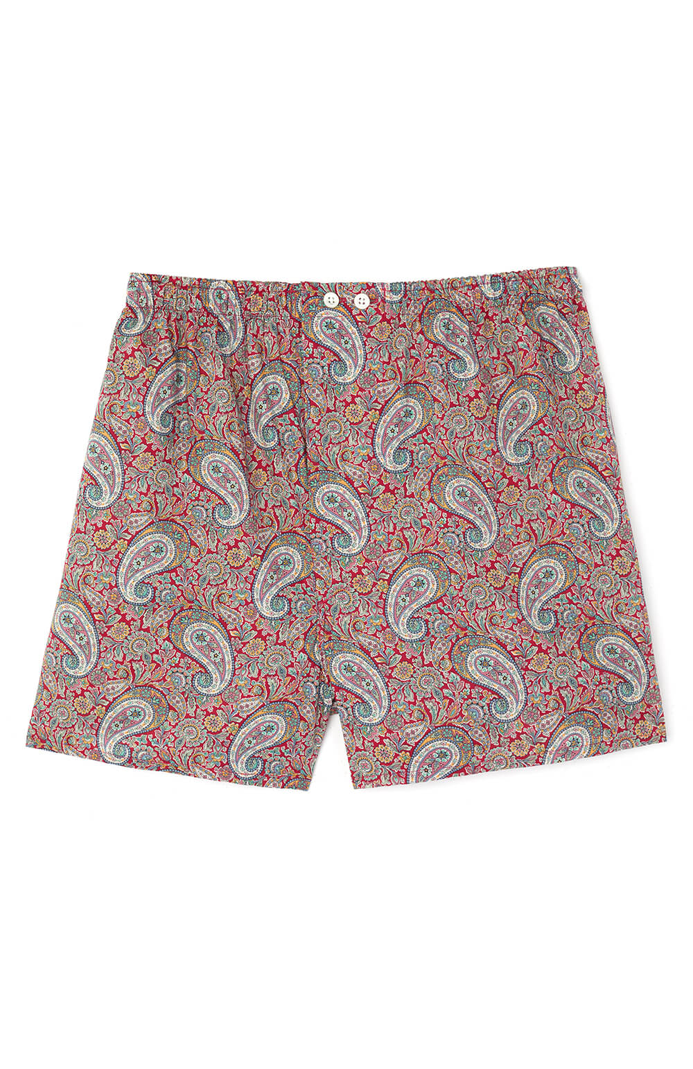 Liberty Boxer Shorts (lmbb) - Felix Red