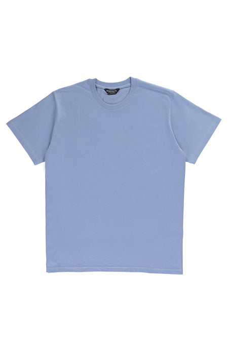 Plain Jersey T-Shirt (msst) - Blue