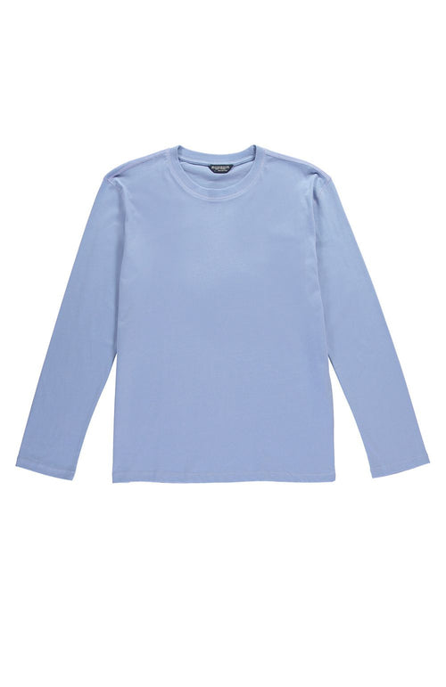 Long Sleeve T-Shirt (mllt) - Blue