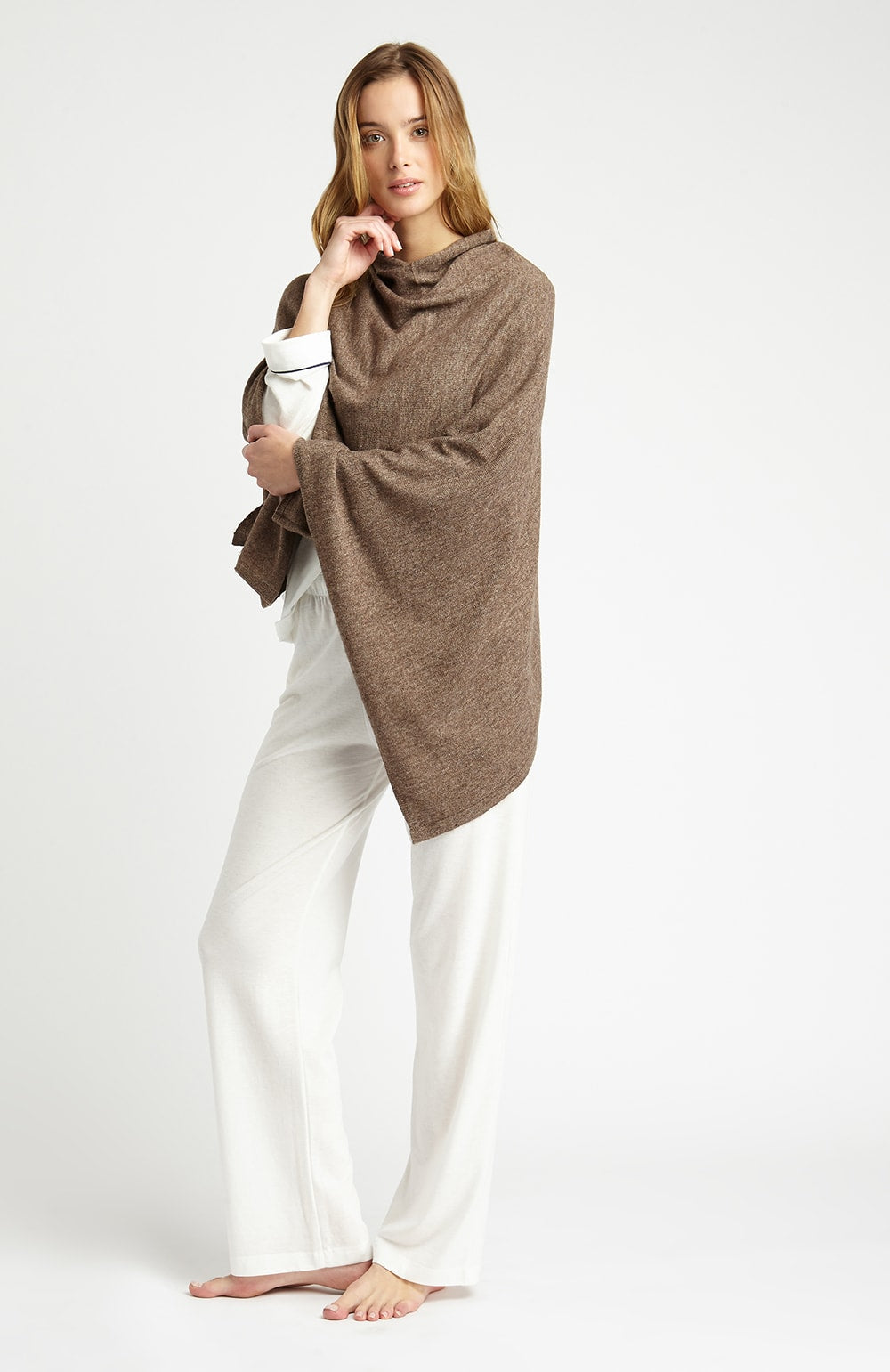 Poncho (snpc) - Brown