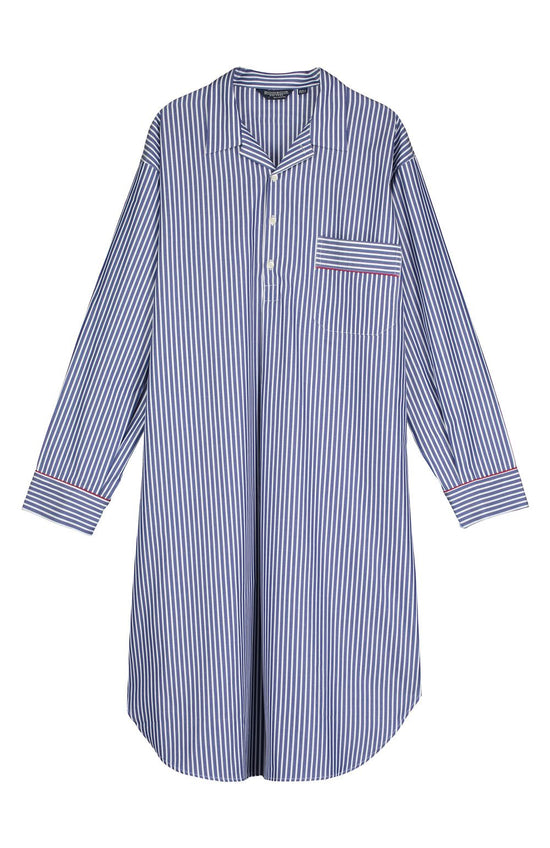 Brushed Cotton Nightshirt (jmnm) - Drumore