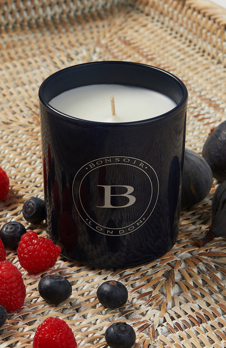 Candle (wcan) - Crushed Berries & Fig | Bonsoir of London