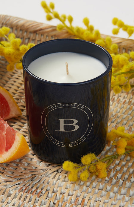 Candle (wcan) - Greapefruit & Mimosa | Bonsoir of London