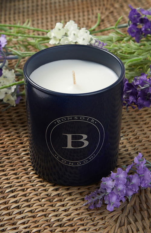 Candle (wcan) - Lavender & Geranium | Bonsoir of London