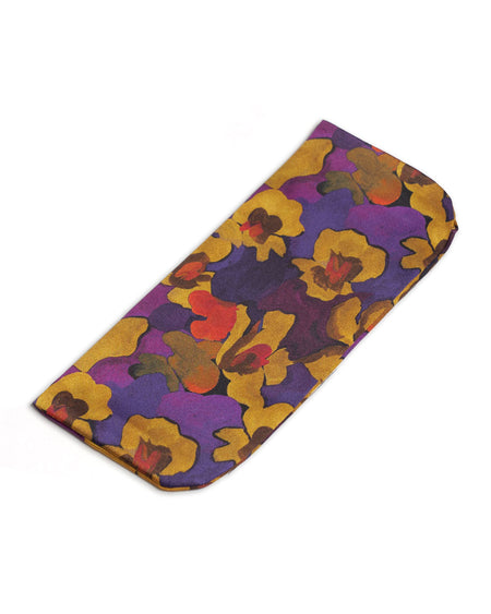 Women's Silk Glasses Case - Jemima