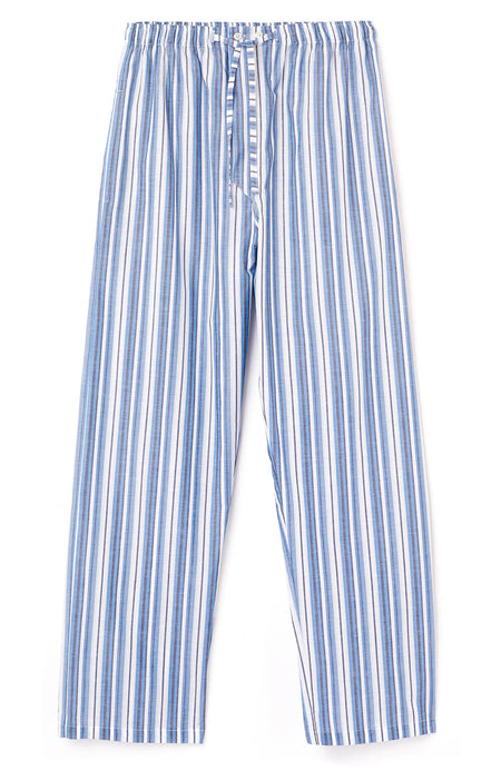 Regatta Pyjama Trousers (Rm54) - Blue Stripe