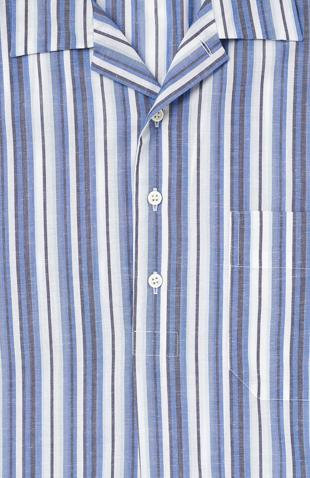 Regatta Nightshirt (Rmnm) - Blue Stripe