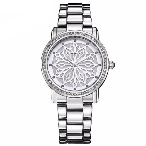 Diamonds silver Watches