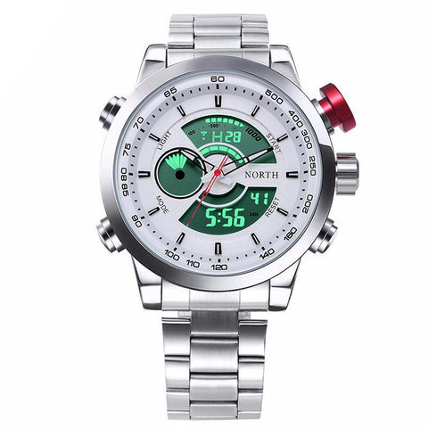 Digital Casual Wristwatch