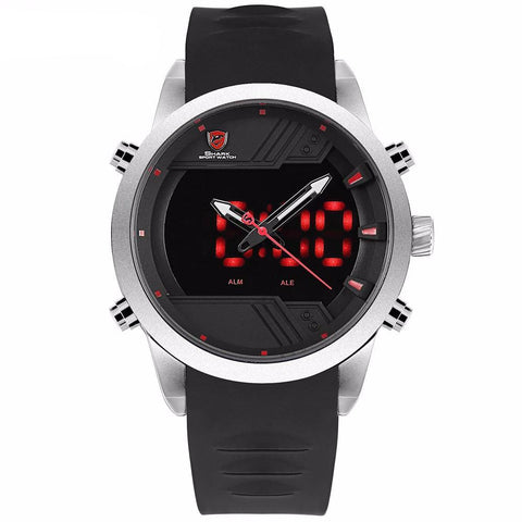 Silicone Wristwatches