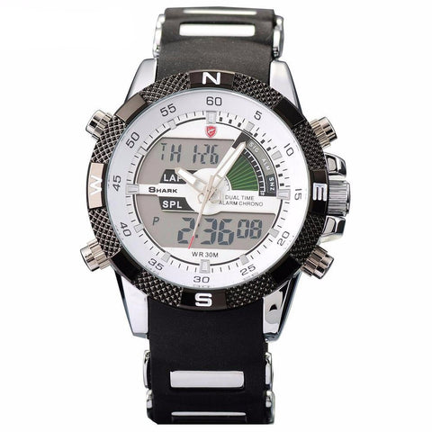 Digital Multifunction Watch