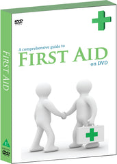First Aid DVD:  First Aider & Home MAY 2018