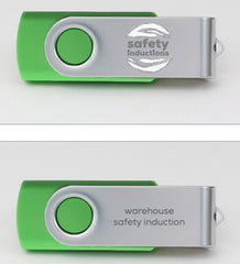 Safety Induction Warehouse