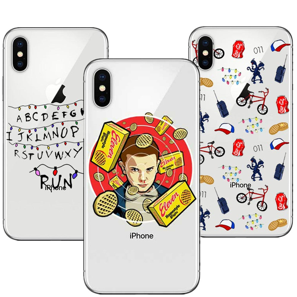 cover stranger things iphone