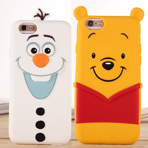 winnie coque iphone 6