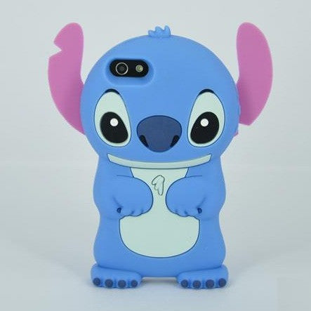 cover iphone 4s silicone 3d