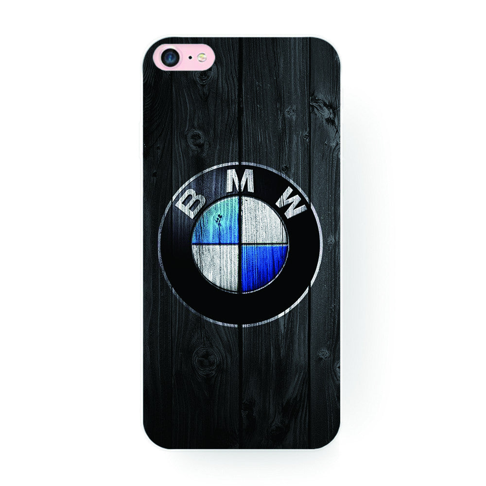 pretty nice 54525 2f9c9 luxury cover For BMW plastic phone cases For Apple iphone 5S 5 5C SE 4S 6  6S 7 Plus 7plus Samsung Galaxy S3 S4 S5 S6 S7 Edge