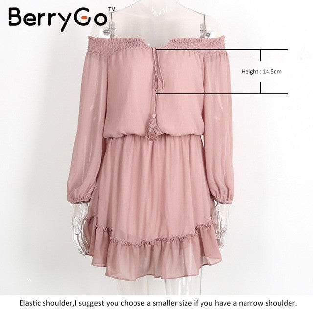 Short Chiffon Summer Dress