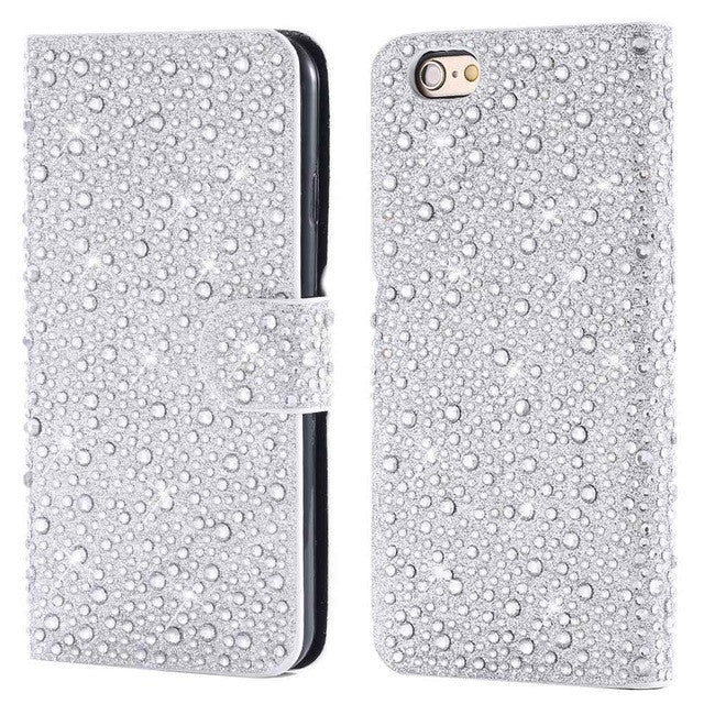 Glitter Diamond Flip IPhone 6 6S Plus