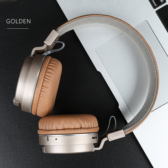282c590d99b Sound Intone P2 Wireless Bluetooth Headphones Stereo Headsets with Mic Soft  Earmuff Earphone Support TF Card FM Radio for Phones. No reviews