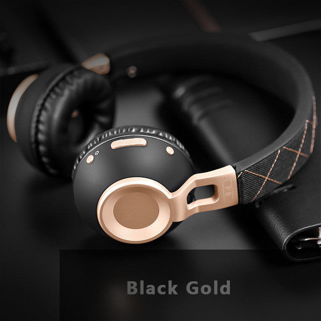 42dd7e7b94b Sound Intone P8 Bass Metal Stretchable Headband Wireless Bluetooth  Headphones With Mic Support TF Card Bluetooth 4.1 Headsets. No reviews
