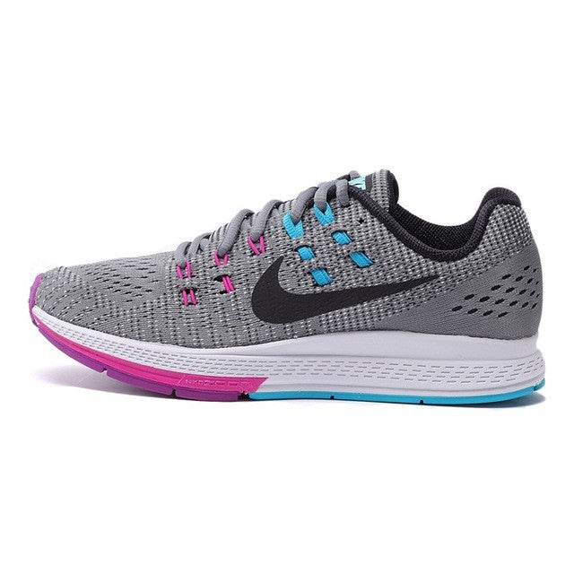 new style 81a15 95d21 Original New Arrival NIKE AIR ZOOM STRUCTURE 19 Women's Running Shoes  Sneakers
