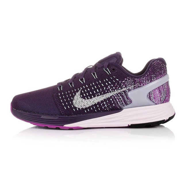 Original NIKE LUNARGLIDE 7 FLASH Women s Running Shoes Sneakers ... 9a34fa071697