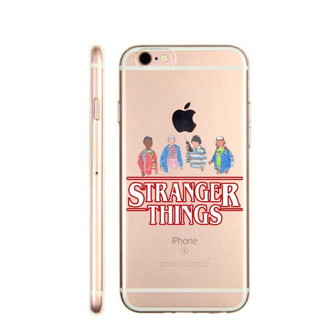 cases iphone 6 stranger things