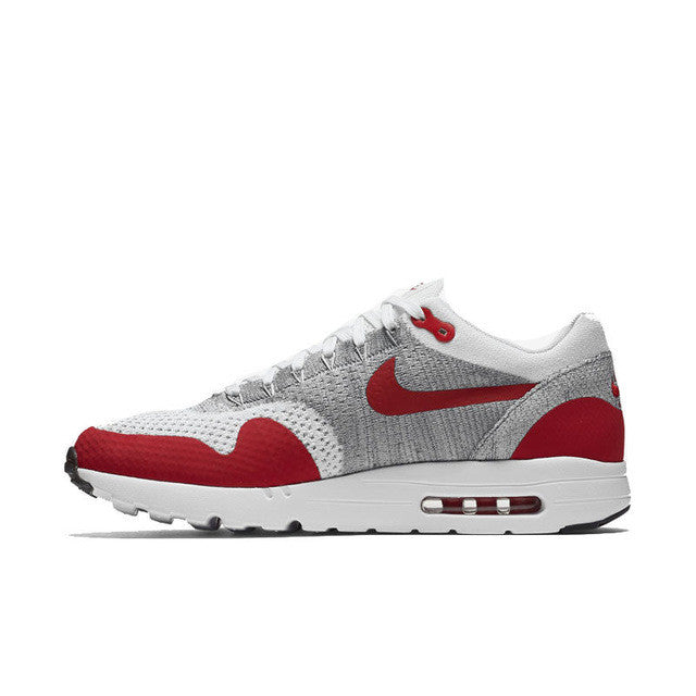 Original New Arrival NIKE AIR MAX 1 ULTRA FLYKNIT Men's Running Shoes Sneakers