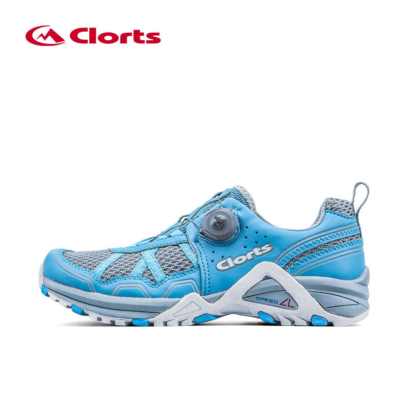 Clorts Women BOA Lacing System Running Shoes 3F013 sapatos feminino  Lightweight Sport Shoes Breathable Outdoor Running Sneakers 003f7f926