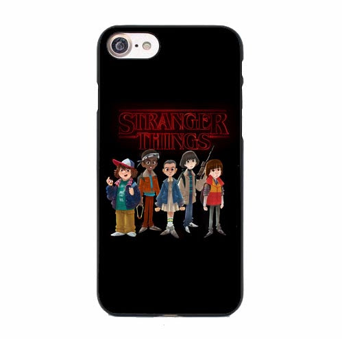 sale retailer f010a 6db76 Stranger Things Hard Phone Case For iPhone X 8 8Plus Christmas Lights Cover  for iPhone 5 5S SE 6 6S Plus 7 7Plus