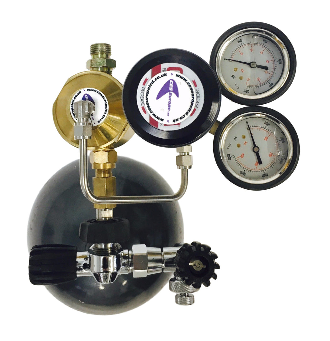 Megaflow Regulator