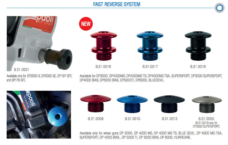 Fast Reverse System