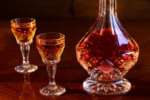 An Unexpected Source of Lead-Crystal Glassware and Wine